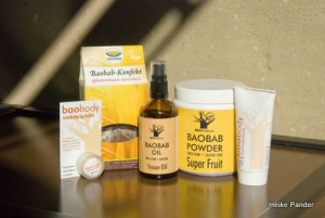 Baobab Products