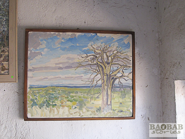 Baobab, Wayne Stutchbury, Artist
