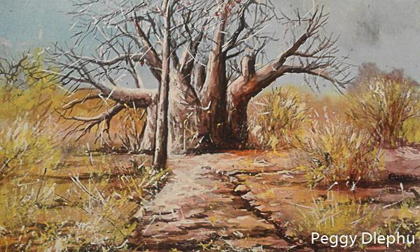 Baobab, Peggy Dlephu
