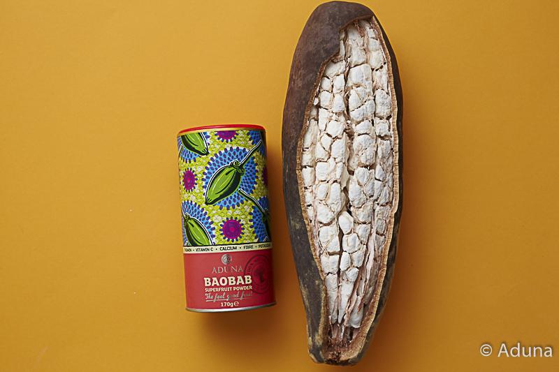 Aduna Baobab Fruit & Powder