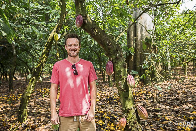Andrew Hunt, Cocoa Plantation