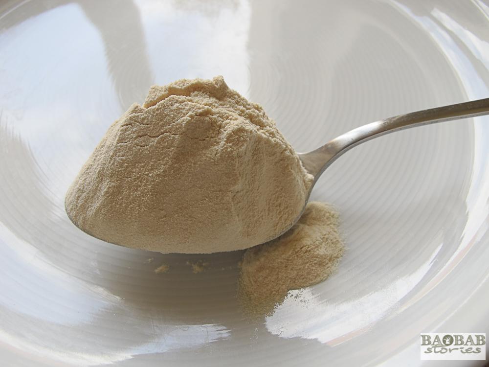 Baobab powder, Heike Pander
