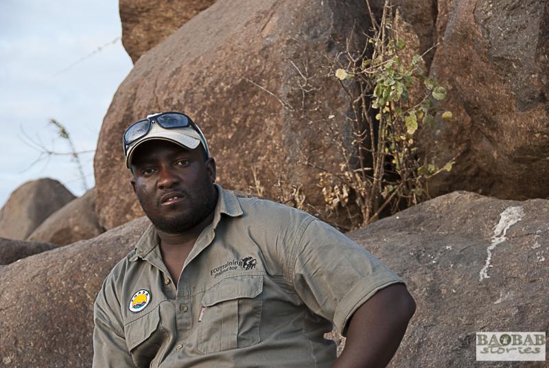 Lazarus Moalosi, Coalition Pool, Mashatu, Botsuana