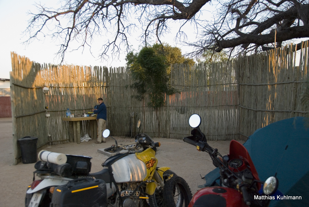 Motorradreise zu den Baobabs, Matthias Kuhlmann