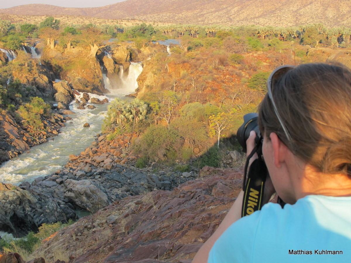 Baobabs Epupa Falls, Matthias Kuhlmann