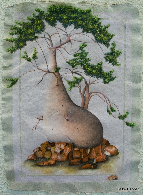 """Heike Pander, Baobab """"Wal"""""""