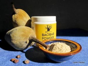 Pulver und Samen, Baobab