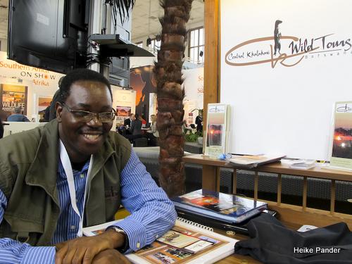 Baobab Interview, ITB Berlin