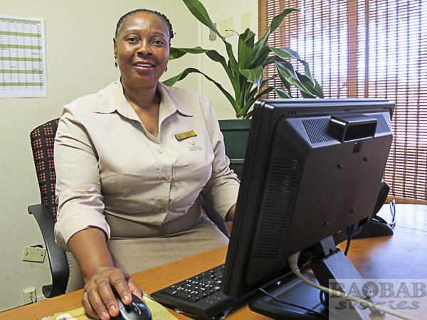 Baobabgeschichte, Patricia Khosa