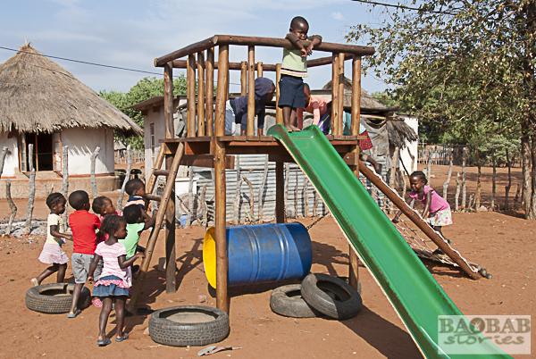 Kids im Kindergarten