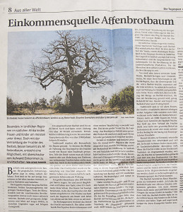 Printartikel, Die Tagespost, Heike Pander, 31.03.2016