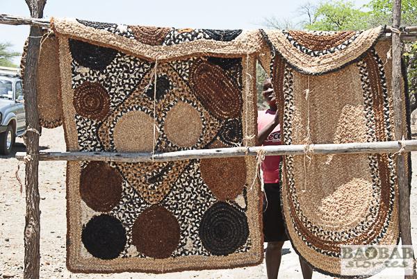 Baobab Teppiche, Simbabwe