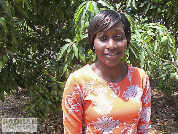Shamiso Mungwashu, Baobab Produkte