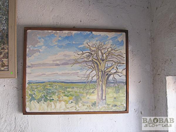 Baobab, Wayne Stutchbury, Künstler
