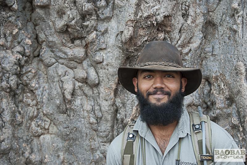 Haritha Pilapitiya, Trails Guide, Makuleke, Südafrika