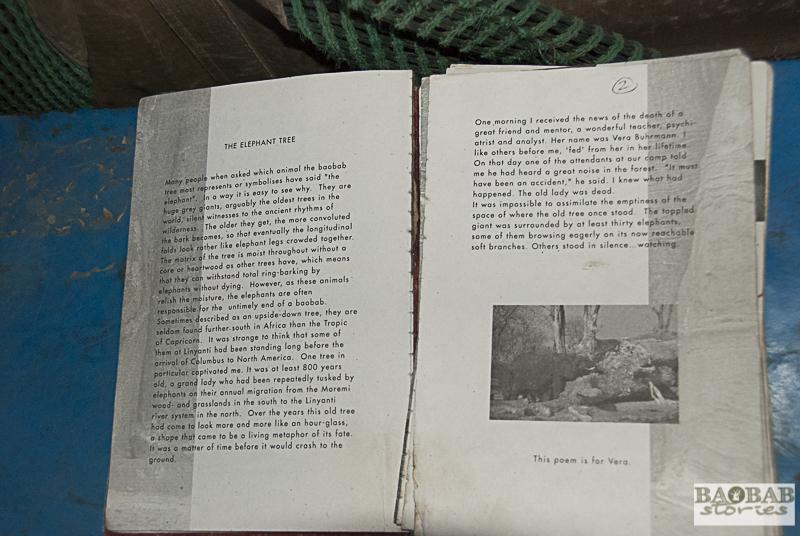 Wild Gifts, Erläuterungen, Ian McCallum