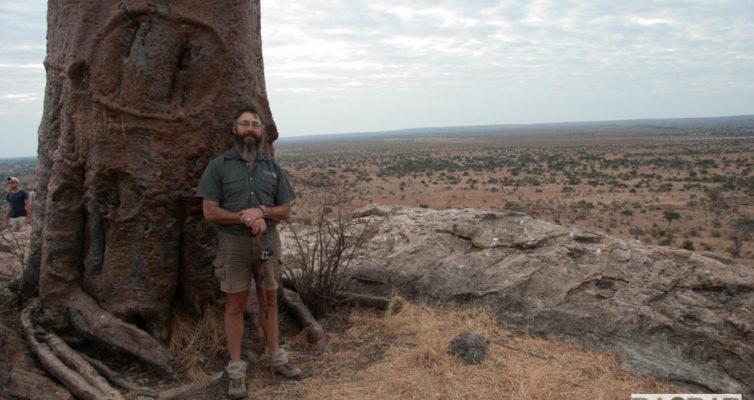 Henry Parson, Rhodes Baobab, Mashatu, Botswana