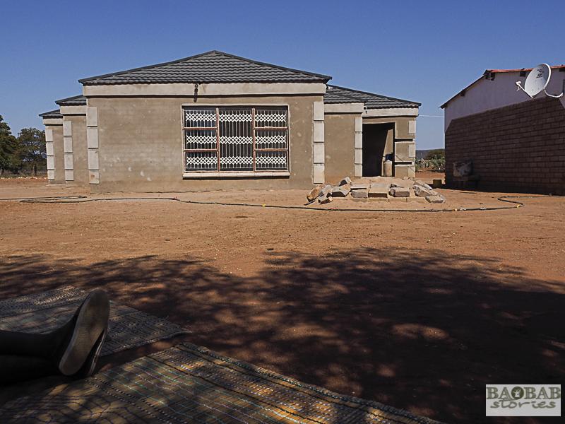 Martha Kweranas neues Haus