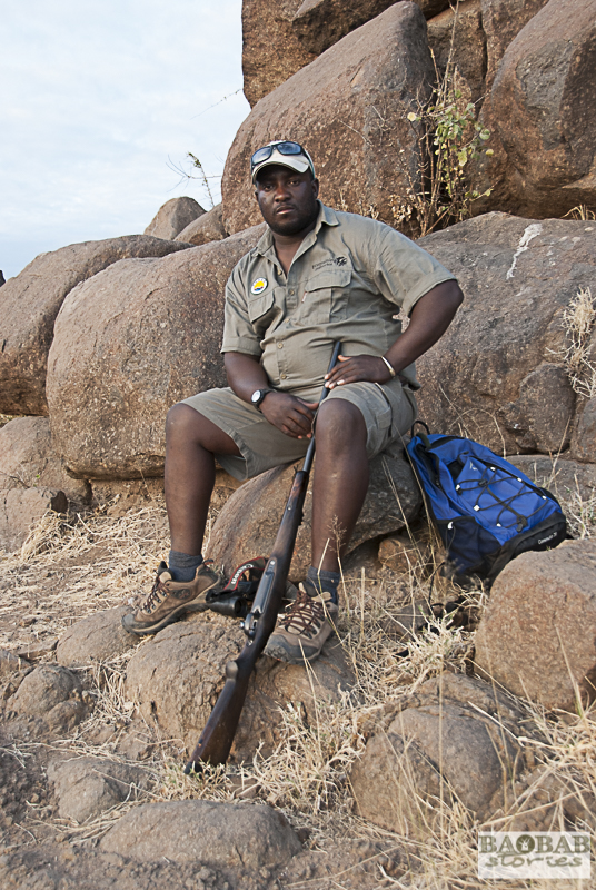 Lazarus Moalosi, Coalition Pool, Mashatu, Botswana